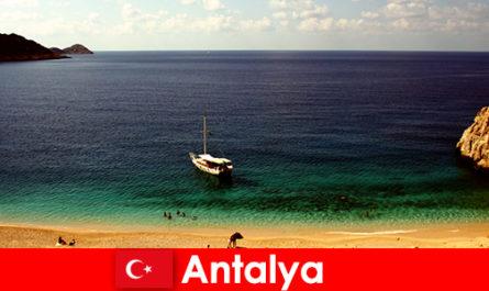 Емигрирайте в Турция в Анталия