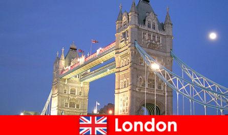Пътуване на Англия Лондон до световния метрополис