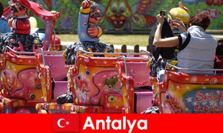 Приятна семейна почивка в Анталия в Турция
