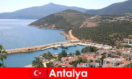 Плажове в Анталия Турция