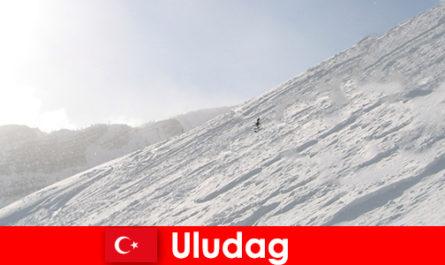 Зимна ваканция в Турция Uludag