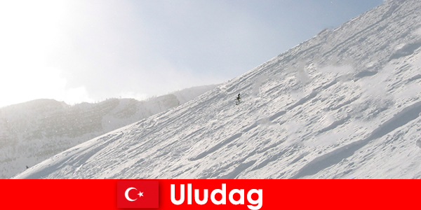 Зимна ваканция в Турция Улудаг