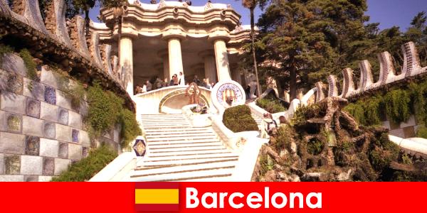 Най-добрите акценти и забележителности за туристите в Барселона