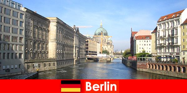 Съвети за семейна почивка с деца в Берлин Германия