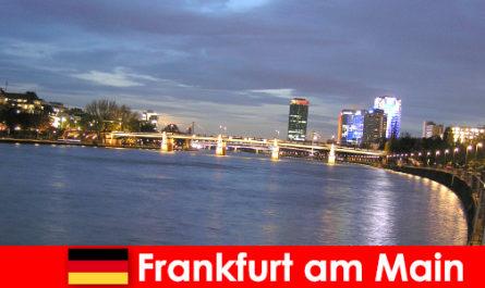 Ексклузивни луксозни пътувания до град Франкфурт на Майн в Нобелови хотели