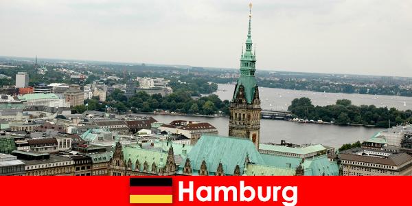 Пътуване и развлечения до Репербан в град Хамбург