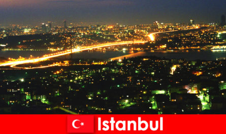 Големият град Истанбул винаги си заслужава посещение за туристи