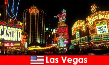 Развлечения в Лас Вегас и вътрешни съвети за пътниците