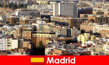 Съвети за пътуване и информация за столицата Мадрид в Испания
