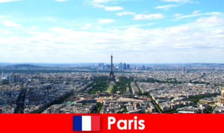 Изживейте забележителности в големия град Париж