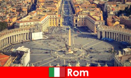 Най-доброто време да отидете до Рим - време, климат и препоръки