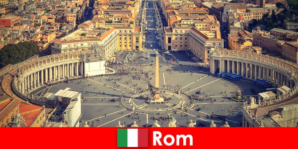 Най-доброто време да отидете до Рим – време, климат и препоръки