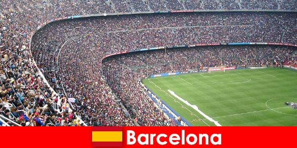 Барселона за туристи мечтано пътуване със спорт и приключения