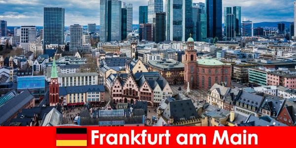 Луксозна екскурзия в град Франкфурт на Майн за ценители