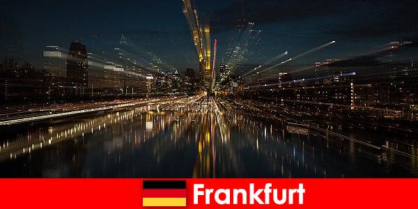 Франкфурт на Европейския транспорт център за чужденци в Германия
