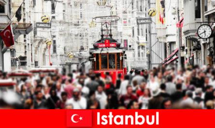 Информация за забележителности в Истанбул и съвети за пътуване