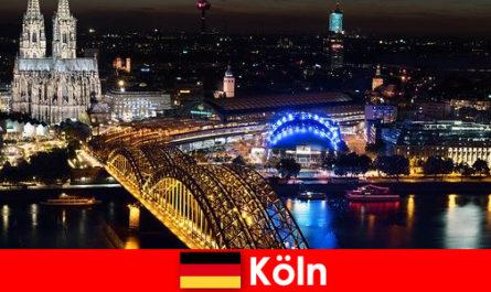 Музика, култура, спорт, парти град Кьолн в Германия за всички възрасти