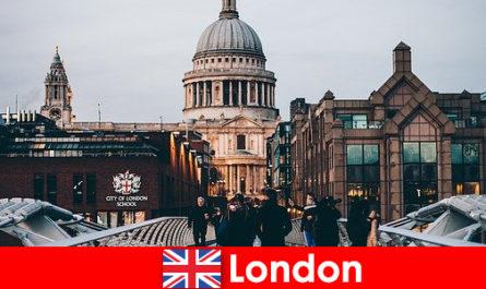 Лондон има световно известни съвременни музеи с безплатен вход