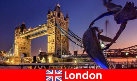 Лондон - модерна скъпа столица, известна със своите традиции