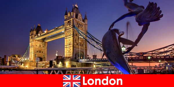 Лондон – модерна скъпа столица, известна със своите традиции