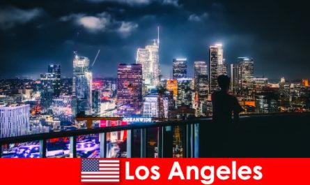 Екскурзия до Лос Анджелис какво да се помисли за първи път посетителите