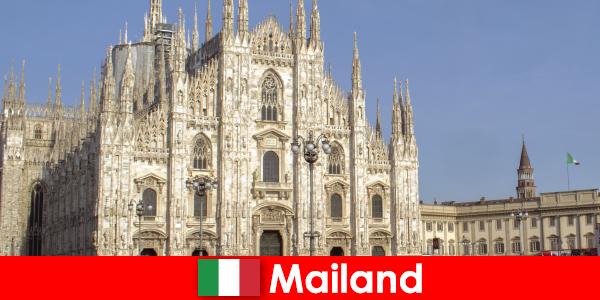Ексклузивно пътуване до изкуството на Милано Италия