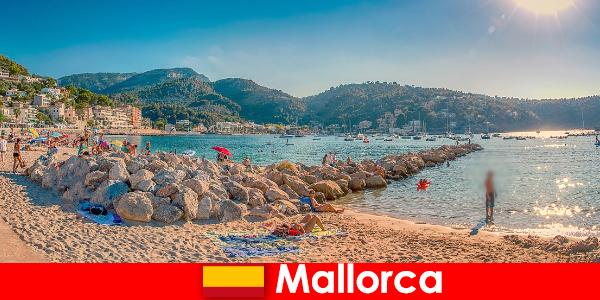 Майорка със световно известната парти миля и красиви плажове