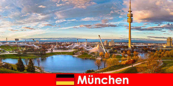 Мюнхен Музеи на изкуството и културата Туризъм Театри Опера
