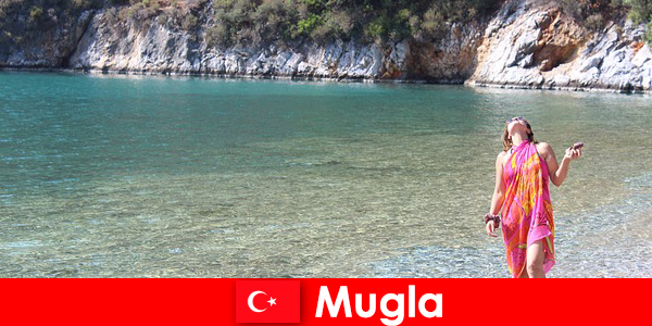 Плажна ваканция в Мугла, една от най-малките столици на провинцията в Турция