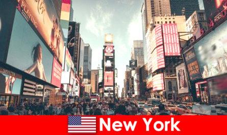 Пазаруването в Ню Йорк е задължително за милиони пътници