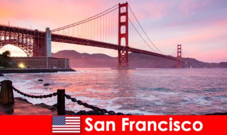 Изживейте луксозни ваканции в Съединените щати Сан Франциско
