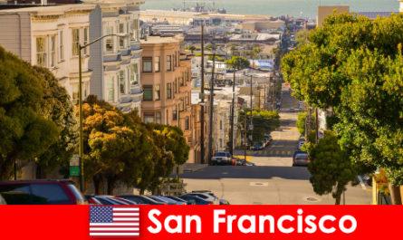 Климатът в Сан Франциско и кога е най-подходящото време за пътуване