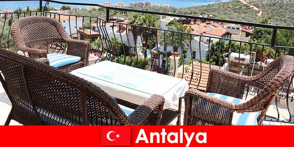 Гостоприемството в Турция отново се потвърждава от туристите в Анталия