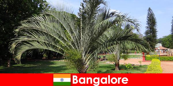 Приятният климат на Бангалор през цялата година си заслужава пътуване за всеки чужденец
