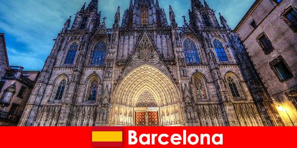 Барселона вдъхновява всеки гост със свидетелства за хиляди години култура
