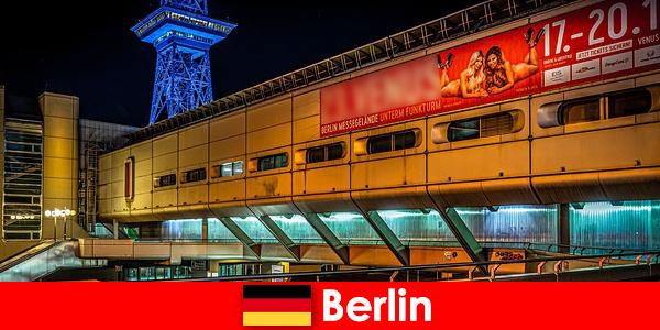 Изживейте нощния живот в Берлин с бардаци и благородни ескортни модели