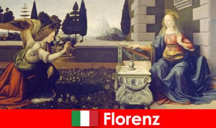 Туристите знаят културното значение на Флоренция за визуалните изкуства