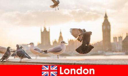 Интересни места в Лондон за международни посетители