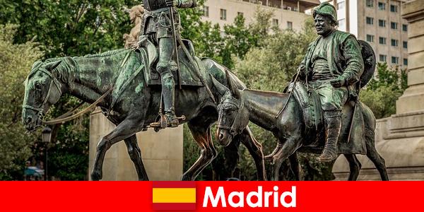 Мадрид е тълпа-тласък за всеки любител на музея на изкуствата