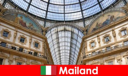 Мистериозна атмосфера в Милано със символи на Ренесанса
