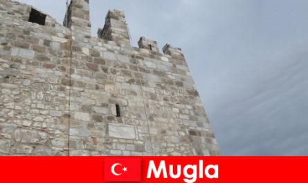 Приключенско пътуване до разрушените градове на Мугла в Турция
