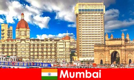 Мумбай важен мегаполис в Индия за бизнеса и туризма