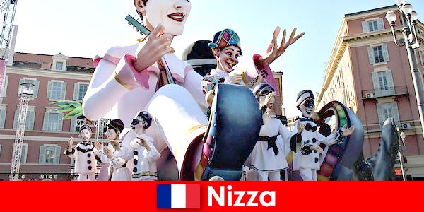 Туристическа атракция в Ница с деца и страхотни акценти