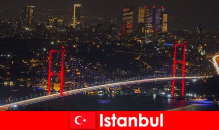 Нощен живот в младежки кръчми, барове и клубове в Истанбул