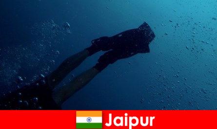 Водните спортове в Джайпур са най-добрият съвет за гмуркачите