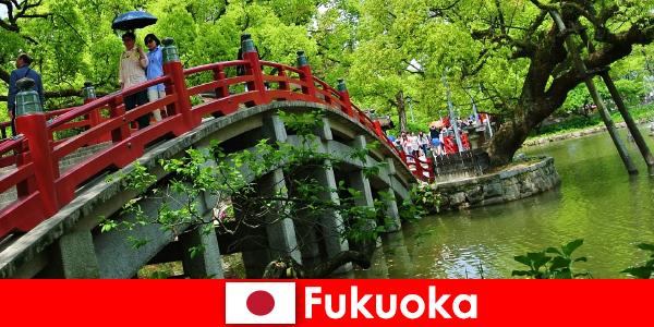 За имигрантите Фукуока е спокойна и международна атмосфера с високо качество на живот