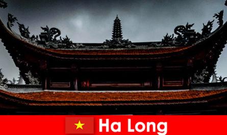 Ха Лонг е известен като културен град сред непознати