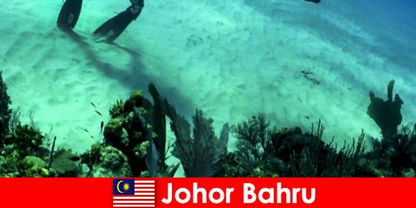 Приключенски дейности в Джохор Бару Гмуркане, катерене, туризъм и много други