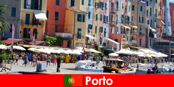 Порто винаги е популярна дестинация за туристите и туристите с ограничен бюджет