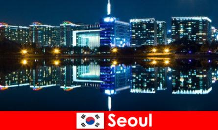Сеул в Южна Корея е очарователен град, който показва традиция и модерност